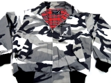 BUNDA  COMMANDO HARRINGTON - METRO CAMO
