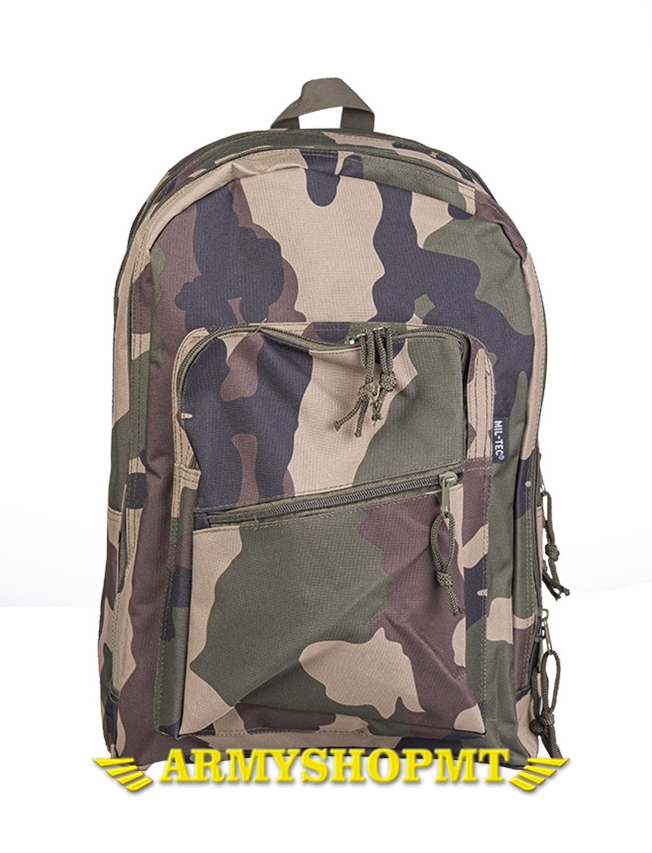 Ruksak DAY PACK MIL-TEC-CCE camo