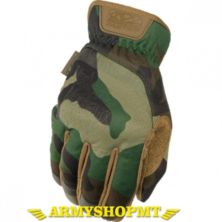 Rukavice MECHANIX FASTFIT-woodland