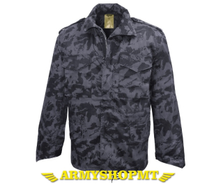 Bunda COMMANDO M65-night camo