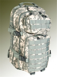 RUKSAK US ASSAULT PACK -  AT DIGITAL 30L