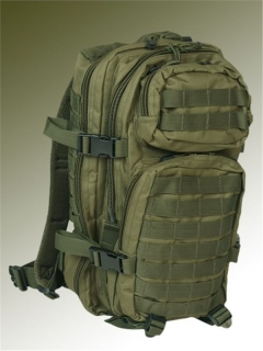 RUKSAK US ASSAULT PACK - OLIVA 30L