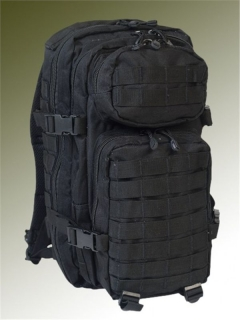 RUKSAK US ASSAULT PACK - ČIERNY 30L