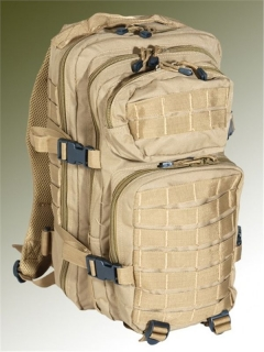 RUKSAK US ASSAULT PACK - COYOTE 30L