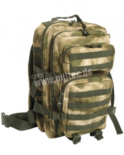RUKSAK US ASSAULT PACK - MIL TACS FG  30L