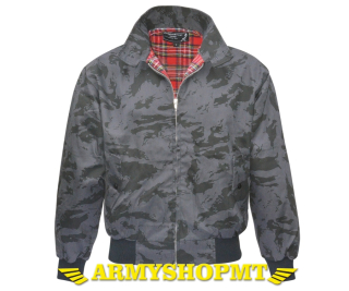 Bunda HARRINGTON-night camo
